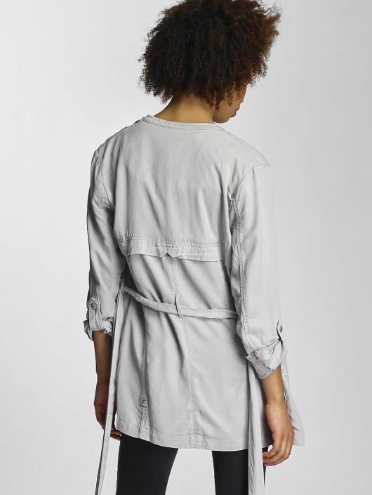 Khujo Transitional Jackets Moibeal grå
