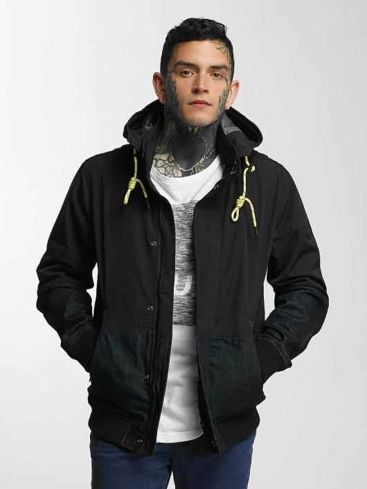 Khujo Transitional Jackets Darven svart