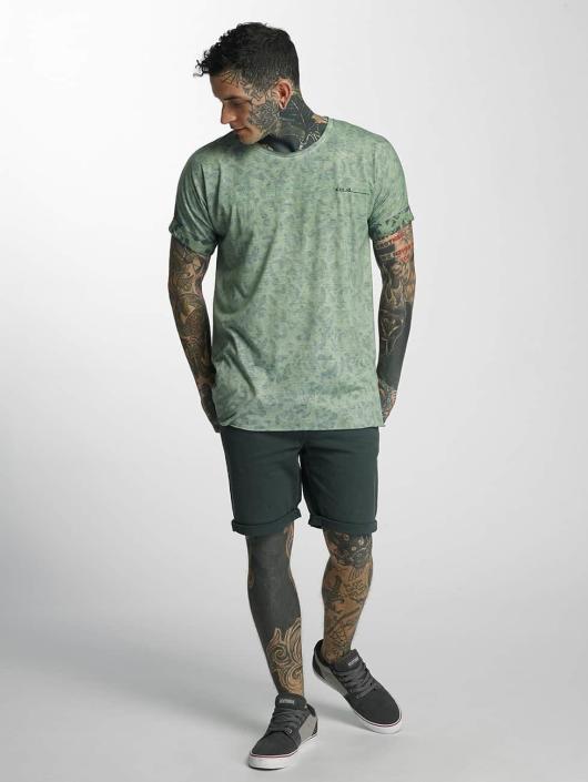 Khujo Tričká Usher zelená