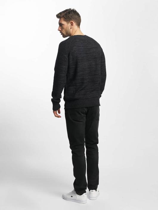 Khujo trui Percy Knit zwart