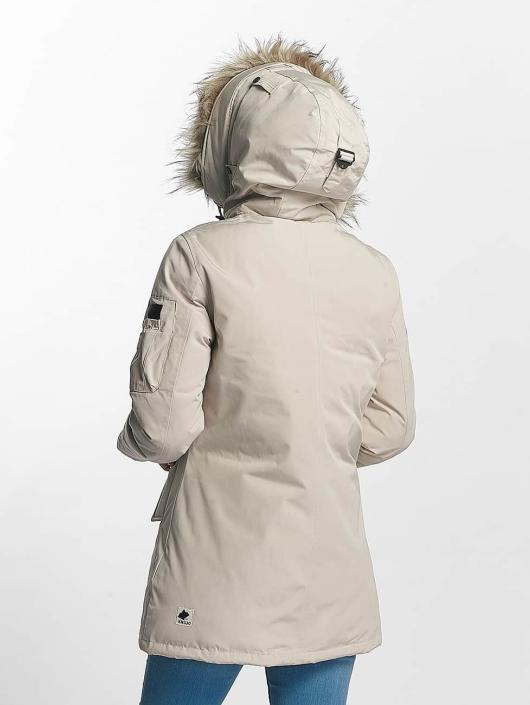 Khujo Winter Jacket Mary beige