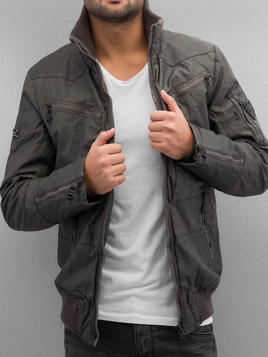 Khujo Winter Jacket Anrik grey