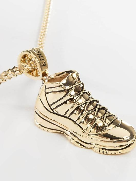 KING ICE Collier Gold_Plated High Top or