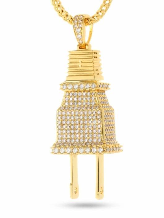KING ICE Retiazky Plug zlatá