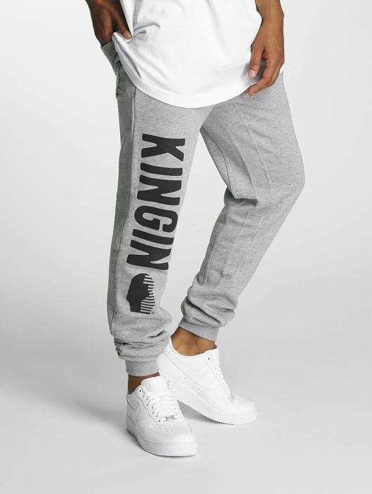 Kingin Спортивные брюки Osiris серый