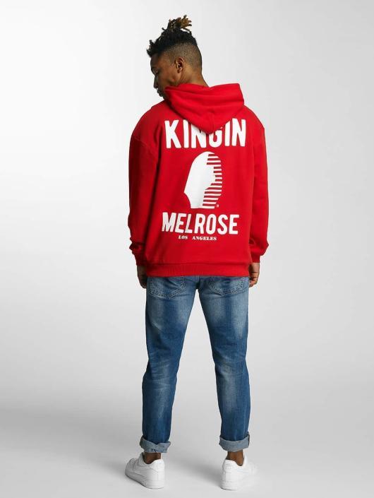 Kingin Hoody Melrose rot