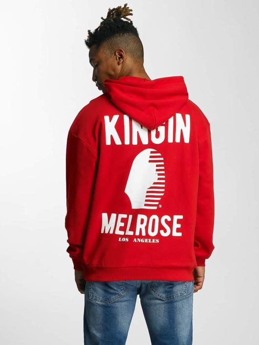 Kingin Hupparit Melrose punainen