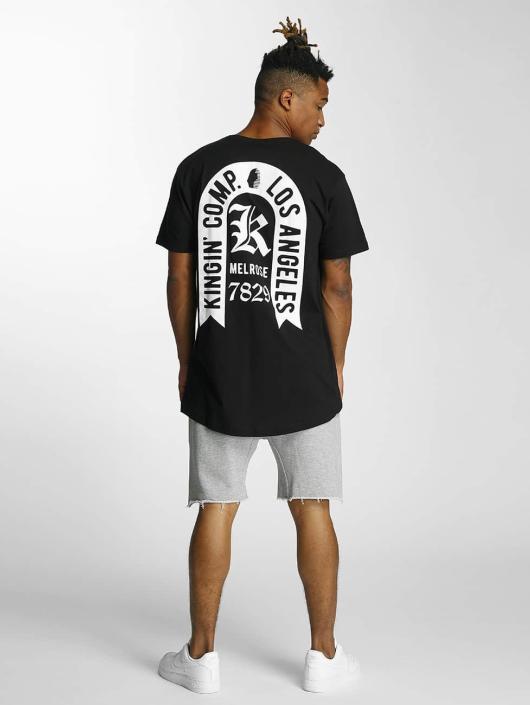 Kingin T-Shirt Comp. schwarz