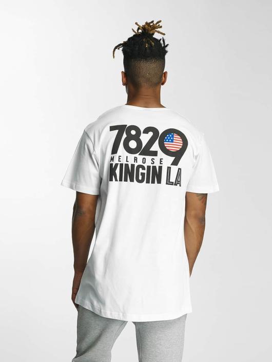 Kingin t-shirt Melrose wit