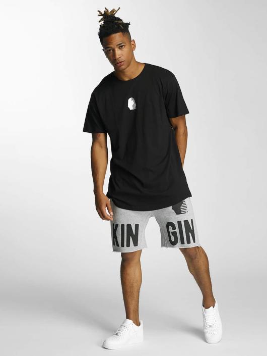 Kingin T-Shirty Comp. czarny