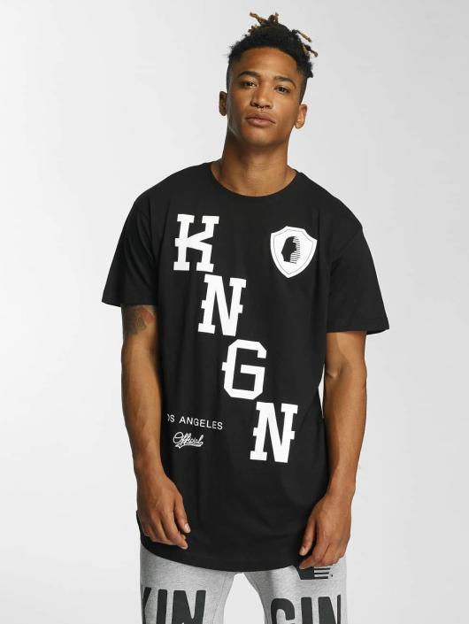Kingin T-skjorter KNGN svart