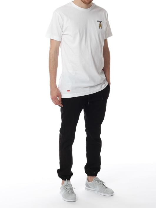 Kream T-Shirty Yzy Dance Tee bialy