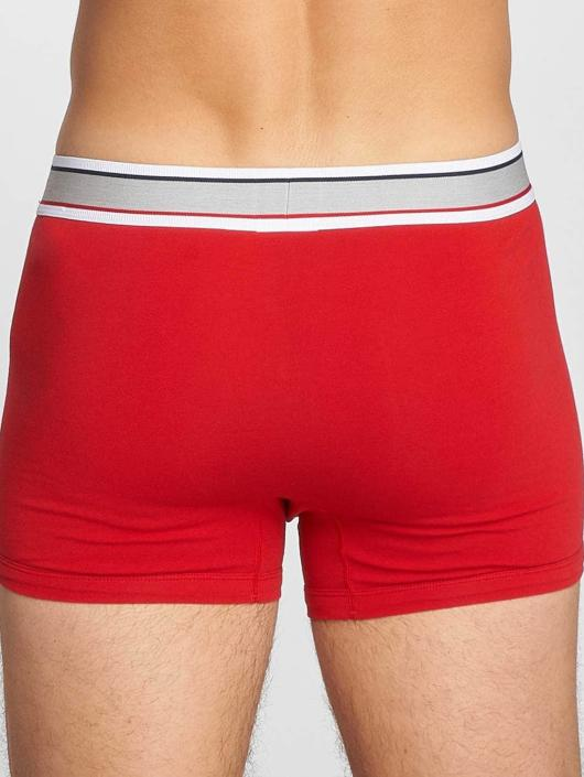 Lacoste Boxer 3-Pack Trunk rouge