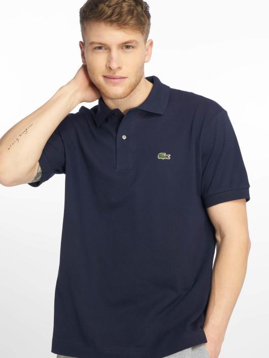 Lacoste Poloshirt Basic blau