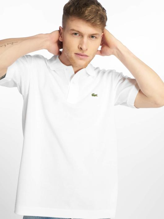 online store 72855 9f230 Lacoste Classic Basic Polo Shirt White