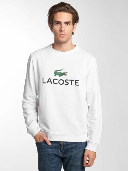 66c64cd5ed Lacoste | Classic blanc Homme Sweat & Pull 428848