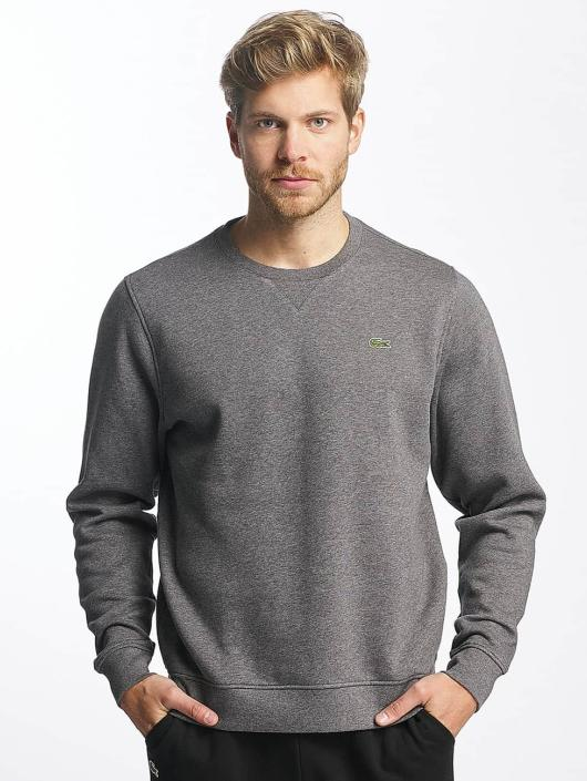 352572 Sweatamp; Pull Gris Homme Lacoste Classic P0knwO