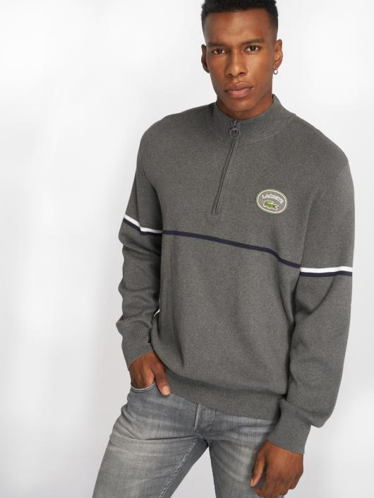 Gris Homme Pull 523949 Sweatamp; LacosteVintage ZuPXik