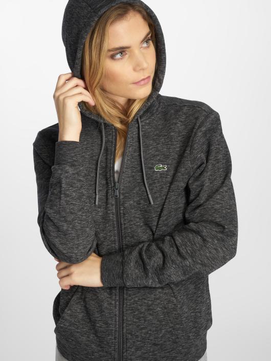 Sweatshirt Roche Lacoste Classic Zip Hoody Chineblack QrxtshBodC