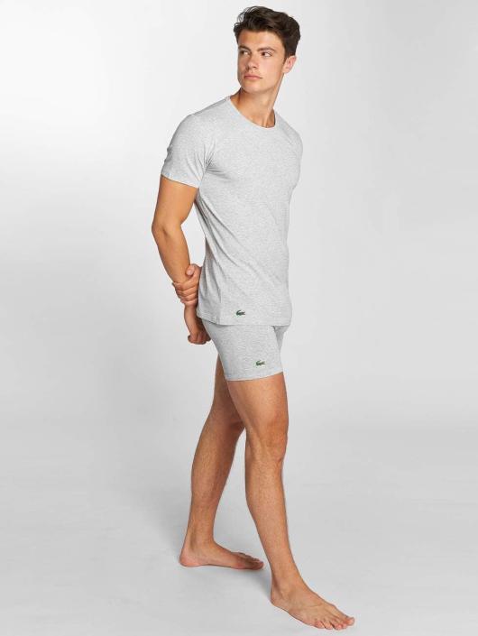 Lacoste T-Shirt 2-Pack C/N grau