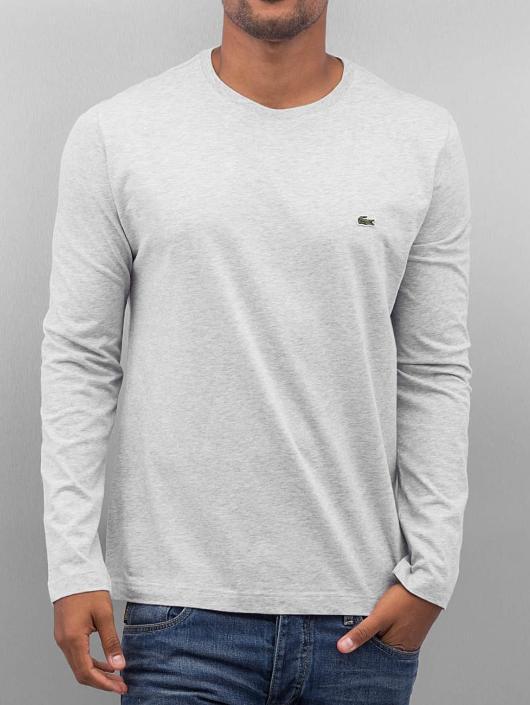 80a7260250 Lacoste | Classic gris Homme T-Shirt manches longues 209730