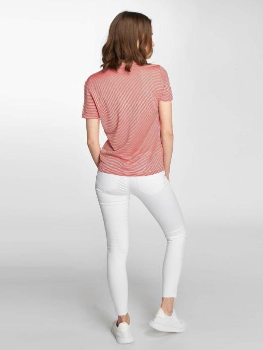 Lacoste T-Shirty Classic czerwony