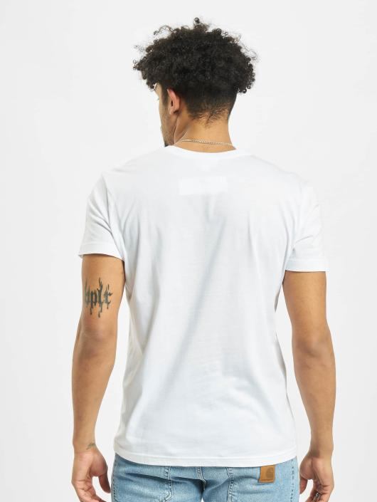 Lacoste Tričká Classic biela