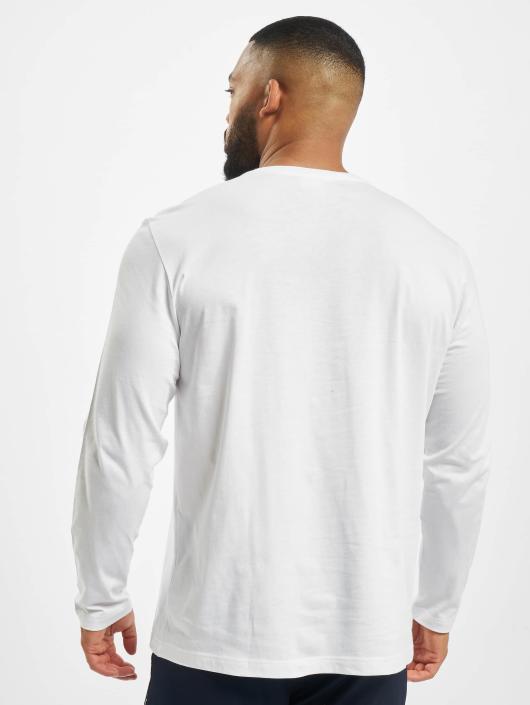 Lacoste Tričká dlhý rukáv Classic biela