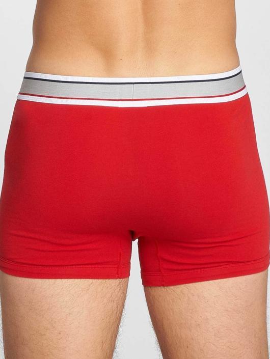 Lacoste Underwear 3-Pack Trunk red