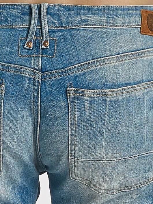 Le Temps Des Cerises Jean coupe droite Milow bleu