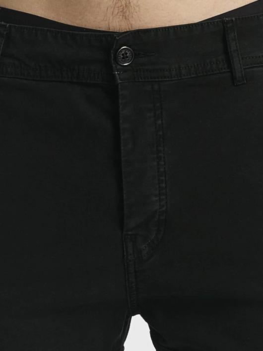 Le Temps Des Cerises Pantalon chino Jack noir