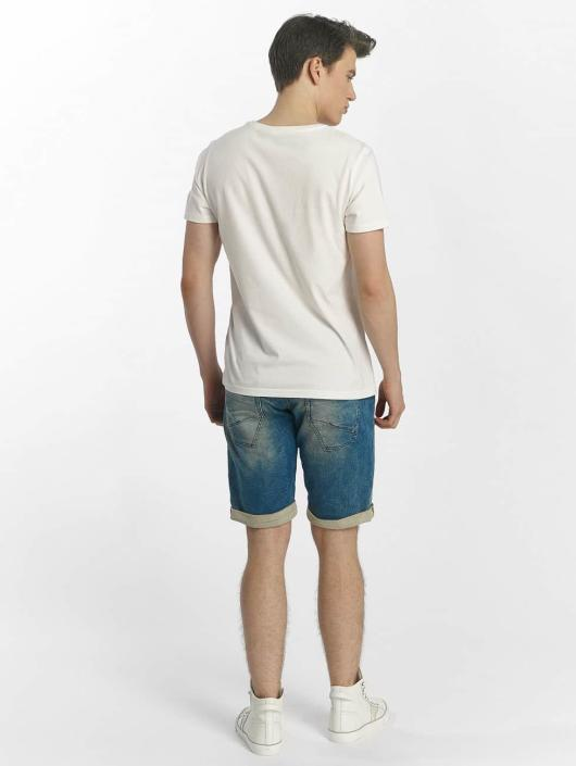 Le Temps Des Cerises shorts Jogg blauw