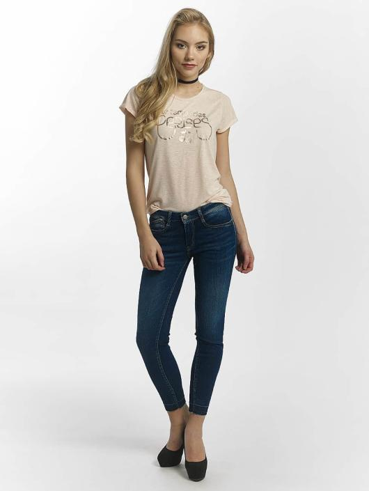 Le Temps Des Cerises Skinny jeans Power blauw