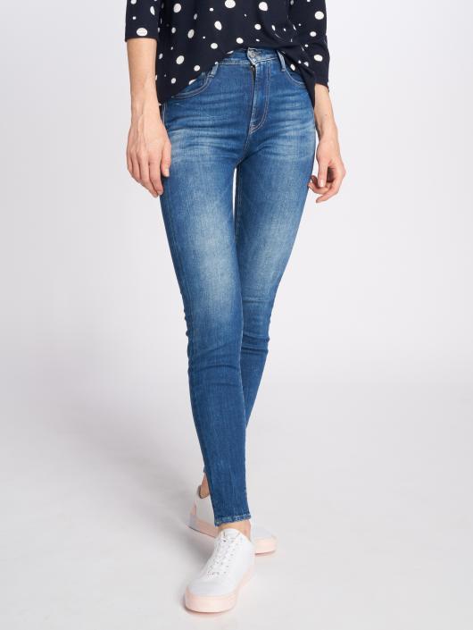 Le Temps Des Cerises Skinny Jeans Powerhig blue