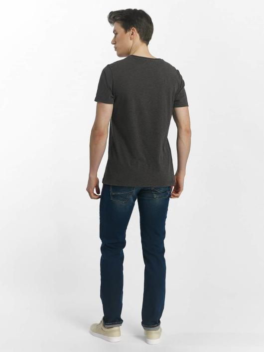 Le Temps Des Cerises Slim Fit Jeans 700/11 Basic blue