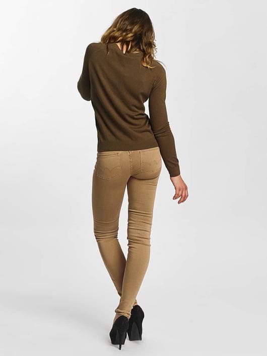 Le Temps Des Cerises Slim Fit Jeans Ultrapower brown