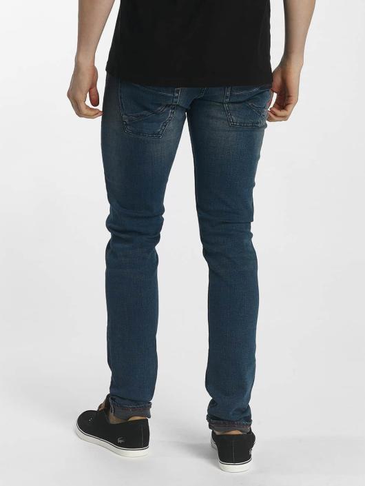 Le Temps Des Cerises Slim Fit Jeans 700/11 Basic svart
