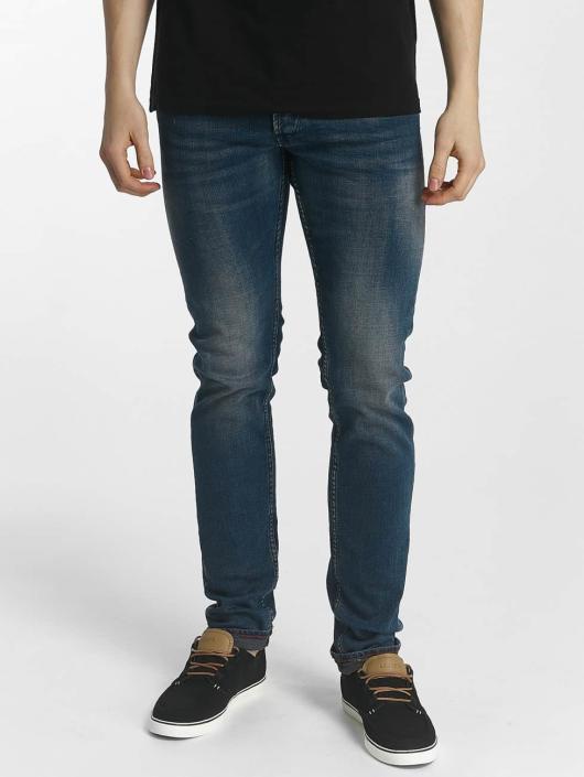 Le Temps Des Cerises Slim Fit Jeans 700/11 Basic zwart