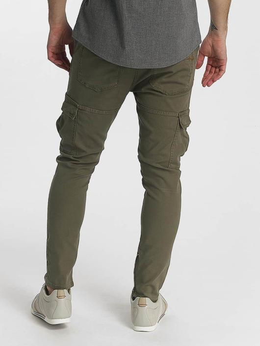 Le Temps Des Cerises Spodnie wizytowe Jack khaki
