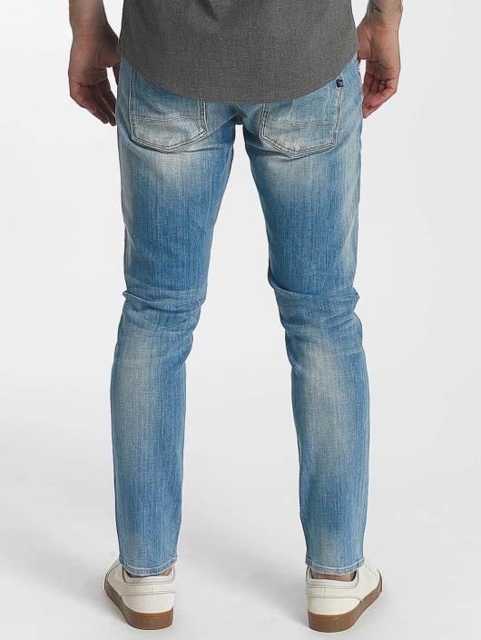 Le Temps Des Cerises Straight Fit Jeans Milow blå