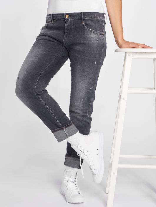Le Temps Des Cerises Straight Fit Jeans 200/43 black