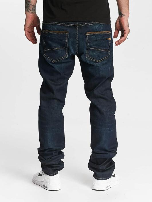 Le Temps Des Cerises Straight Fit Jeans 812 Basic blau