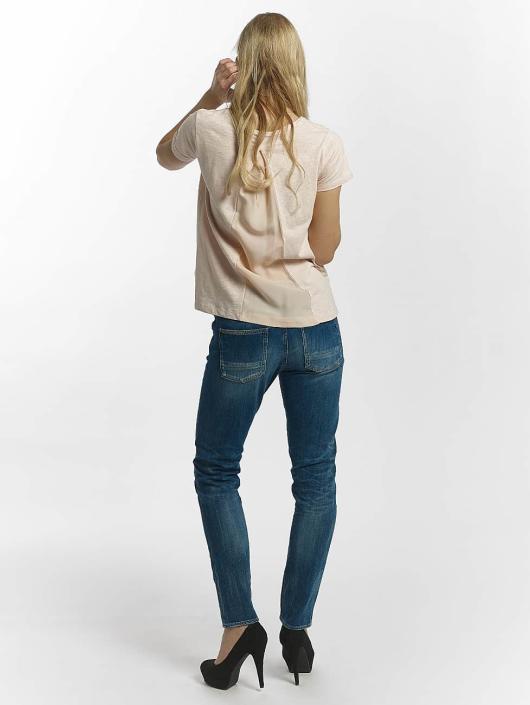 Le Temps Des Cerises Straight Fit Jeans 200/43 Royal blau
