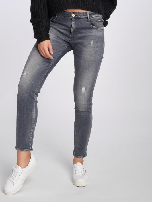 Le Temps Des Cerises Straight Fit Jeans Des Cerises 200/43 grå