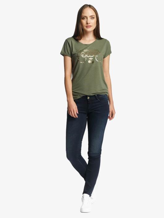 Le Temps Des Cerises T-Shirt Basitrame khaki