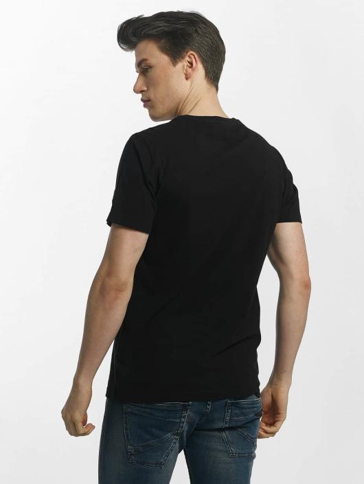 Le Temps Des Cerises T-Shirt Airplane noir
