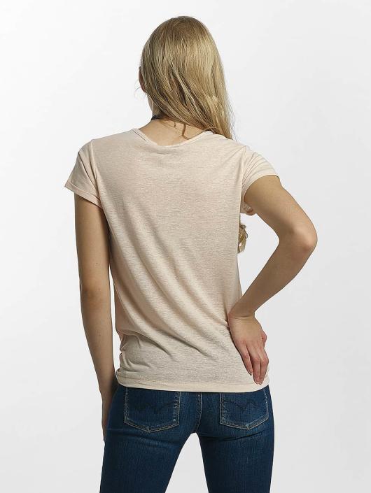 Le Temps Des Cerises T-Shirt Basitrame rose