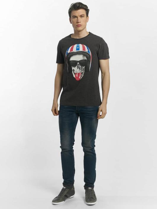 Le Temps Des Cerises T-Shirty Allin szary