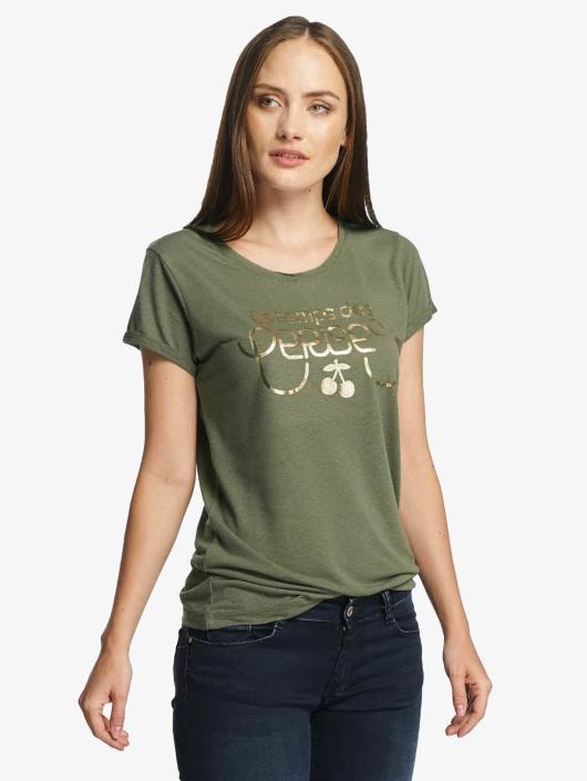 Le Temps Des Cerises T-skjorter Basitrame khaki