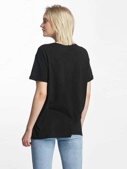Lee Camiseta Logo negro
